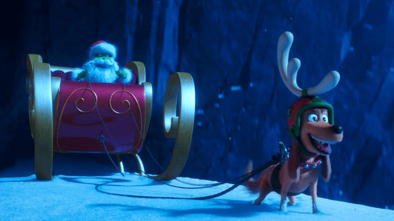 New Animated Christmas Movies: The Grinch