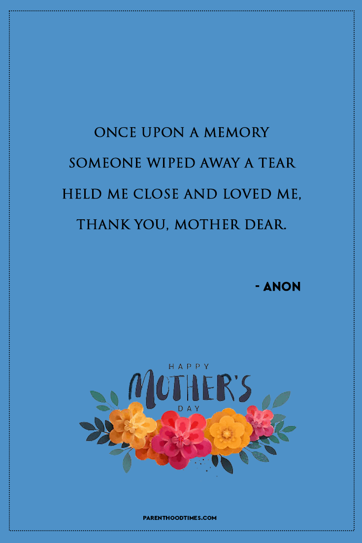 Mother's Day Quotes/Poems