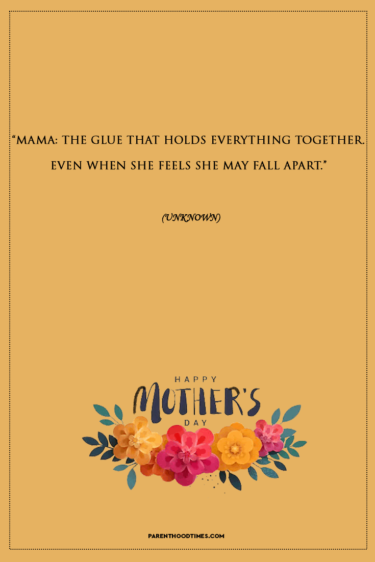 Mother's Day Messages/Quotes