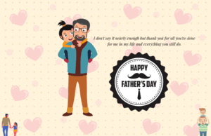 Collection of Best Happy Father's Day Quotes