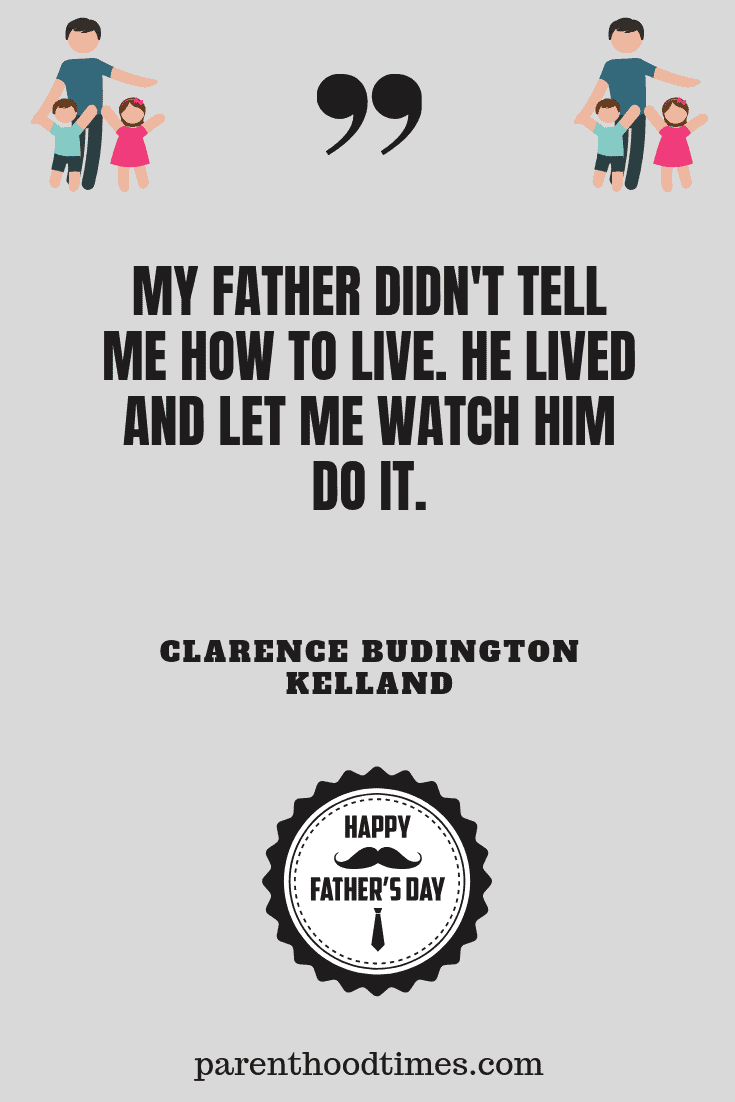 wise Fathers Day quote