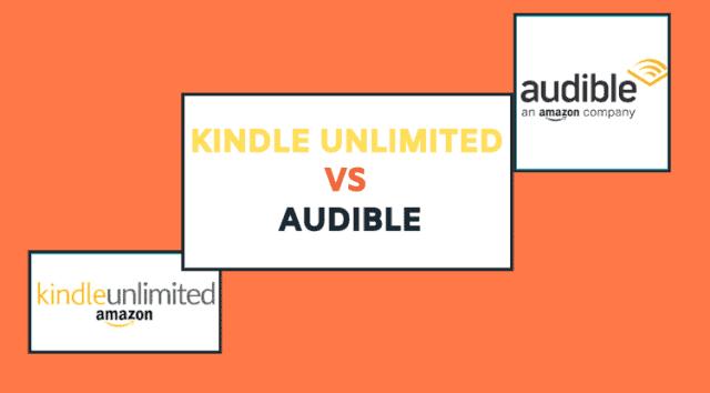 Kindle Unlimited Vs Audible